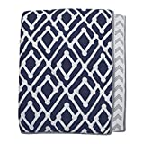 Lambs & Ivy Jensen Collection Reversible Coverlet