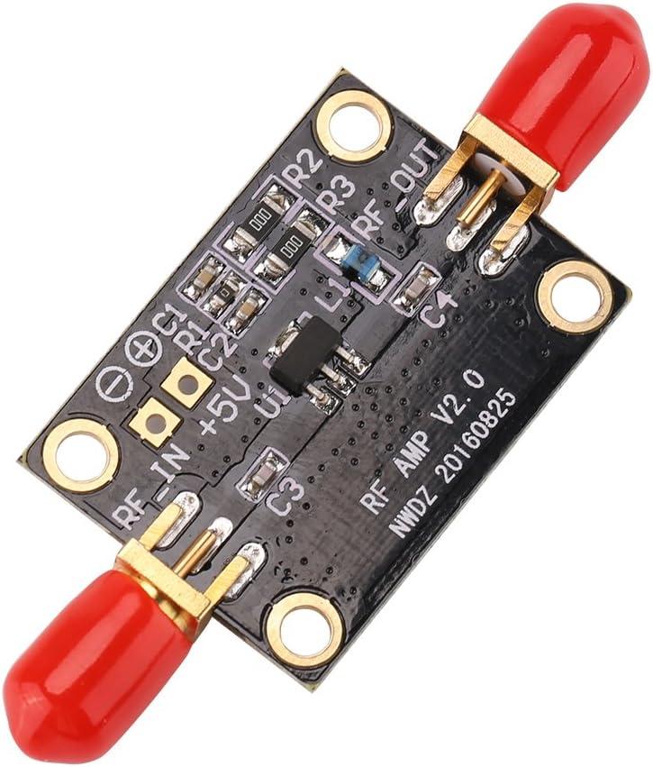 LNA 0.05-4GHz RF Amplifier Ultra-Low Noise High Linearity FM HF VHF//UHF NF=0.6dB