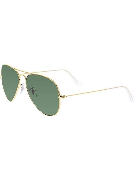 Ray-Ban RB3025-001/58-55 Hombres Gafas de sol: Amazon.es: Ropa y ...