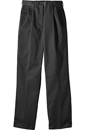 fbf3e8a4 Amazon.com: Ed Garments Women'S 8667 Pleated Front Utility Pants ...
