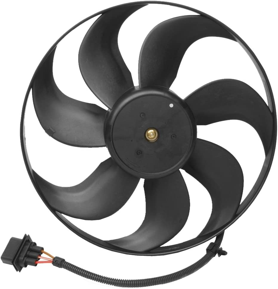 URO Parts 6X0959455F Auxiliary Fan Assembly