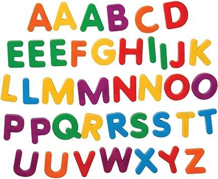 FUN COLOURFUL MAKE WORDS FRIDGE LETTERS KIDS dd MINI MAGNETIC LETTERS