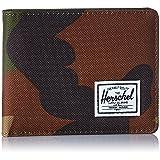 Herschel Supply Co. Men's Roy RFID Blocking Wallet, Woodland Camo