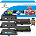 TRUE IMAGE Compatible Toner Cartridge Replacement for HP CF360X HP Color LaserJet Enterprise M552dn M553dn M553n M553x MFP M577 5 Pack (2 Black,1 Cyan,1 Magenta,1 Yellow)