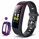 Amazon Price History for:Fitness Tracker Color Screen, iWOWNFit i6HRC Fitness Watch : Activity Tracker Smart Band with heart rate monitor, Sleep Monitor, Smart Bracelet Pedometer Bluetooth Wristband with Replacement Band
