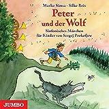 Peter und der Wolf. CD: Ein sinfonisches Märchen für Kinder von Sergei Prokofjew