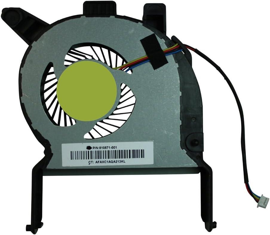 Power4Laptops Replacement Laptop Fan for HP 810571-001 HP EliteDesk 800 G2