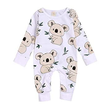 Hot Newborn Infant Baby Girls Cute Flower Romper Jumpsuit with Pants Set Onesies for Boys