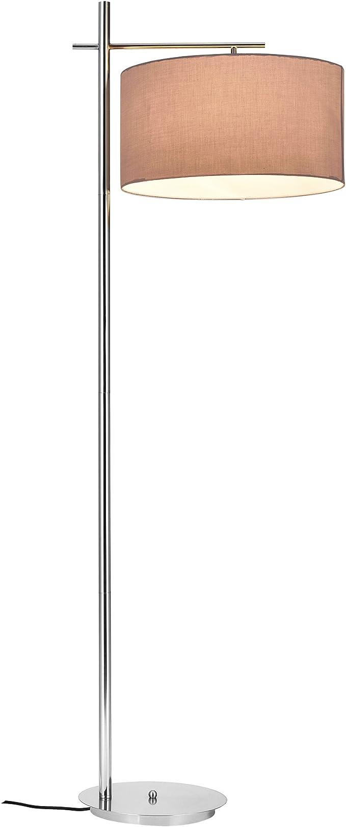 Lux Pro Stehleuchte London 1 X E27 Sockel 155cm X O 46cm
