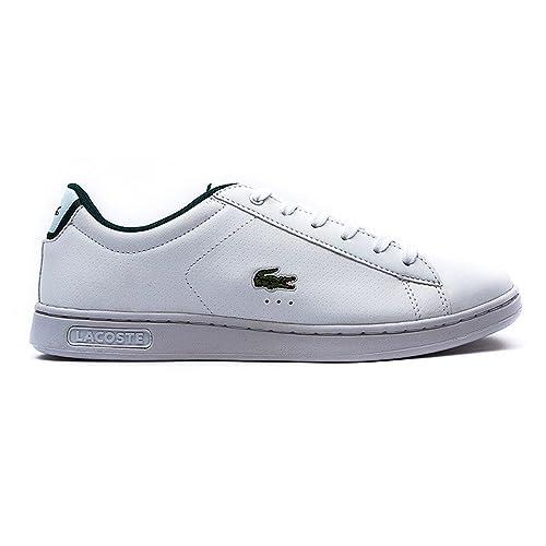 Zapatillas Lacoste CARNABY EVO REI blanco - Color - BLANCO, Talla - 35: Amazon.es: Zapatos y complementos