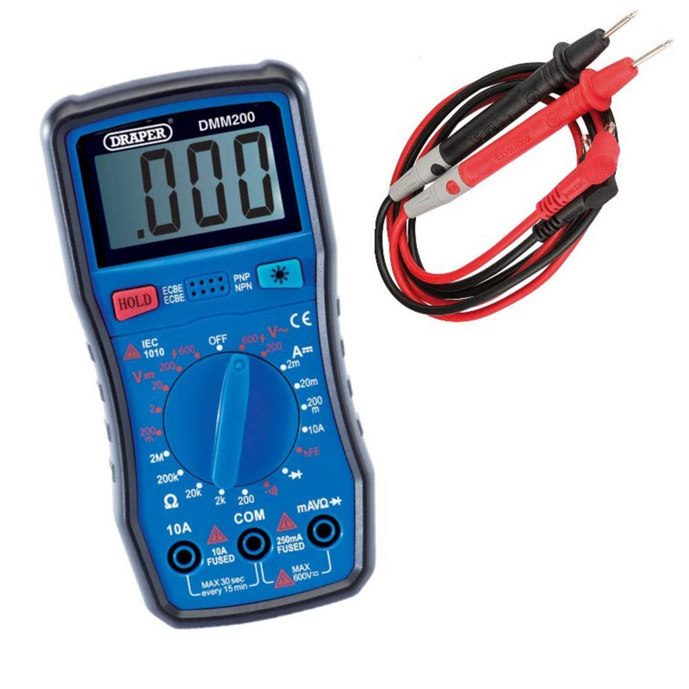 Draper 41817 Digital Multimeter