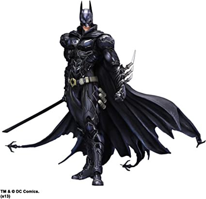 Amazon.com: DC Comics Variant Play Arts kai-kai Figura de ...
