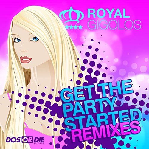 Get the Party Started (Fish & Chips Mix) ()