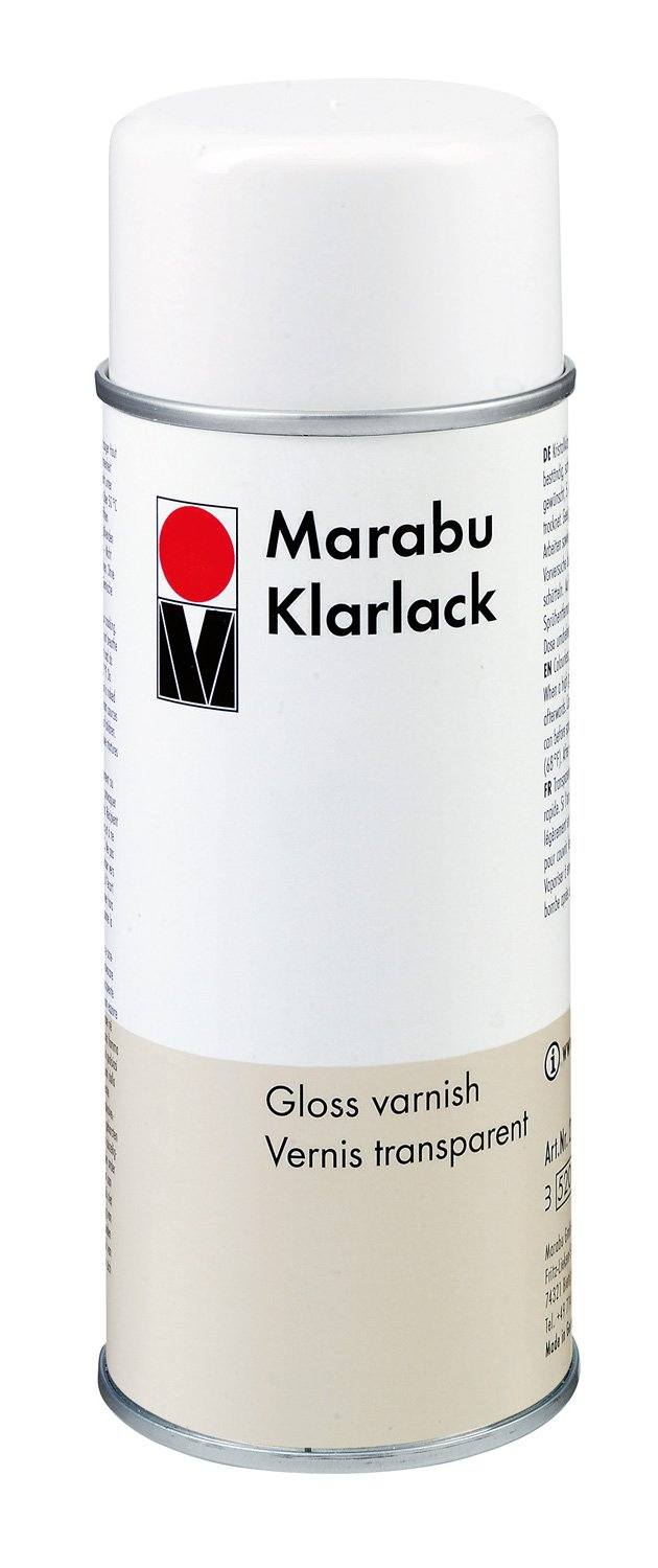Marabu 400ml Klarlack Varnish - Clear MR220218000