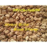 FREEZE DRIED BRINE SHRIMP ARTEMIA CUBE TROPICAL /AQUARIUM /MARINE FISH FOOD FEED (20Gram)