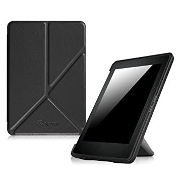 Amazon Fintie Origami Case For Kindle Voyage The Thinnest And