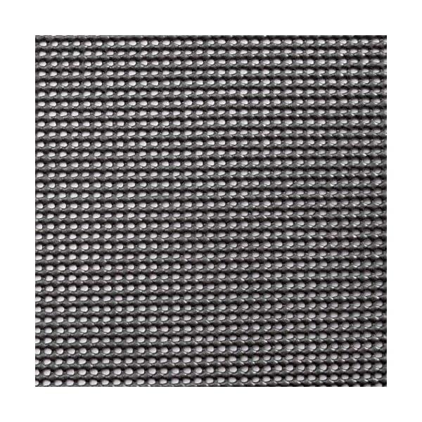61fH KvfqmL Vorzeltteppich Soft Breite 250/300 - ZUSCHNEIDBAR - ohne Ausfransen - formfest - weich - grau - leicht - waschbar…