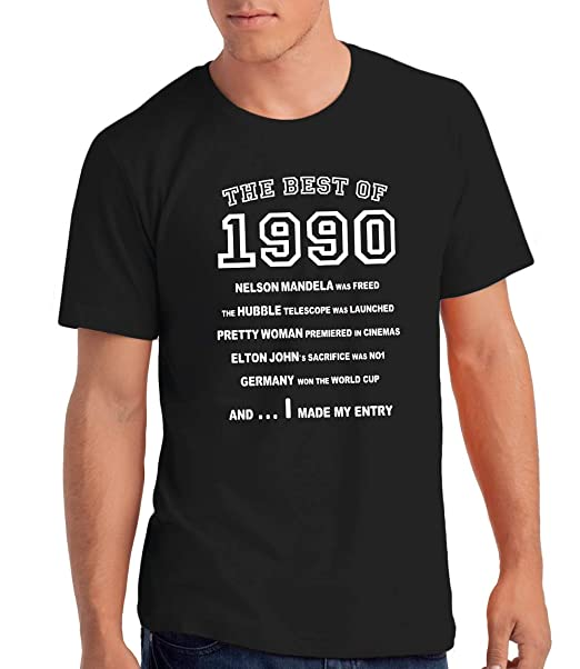 Da Londra Camiseta para Hombre The Best of 1990