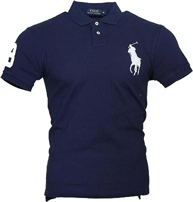 Polo Ralph Lauren 710655399001 Polo Hombre: Amazon.es: Ropa y ...