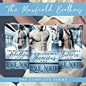 The Maxfield Brothers: The Complete Series Audiobook by Leslie North Narrated by Connor Brown