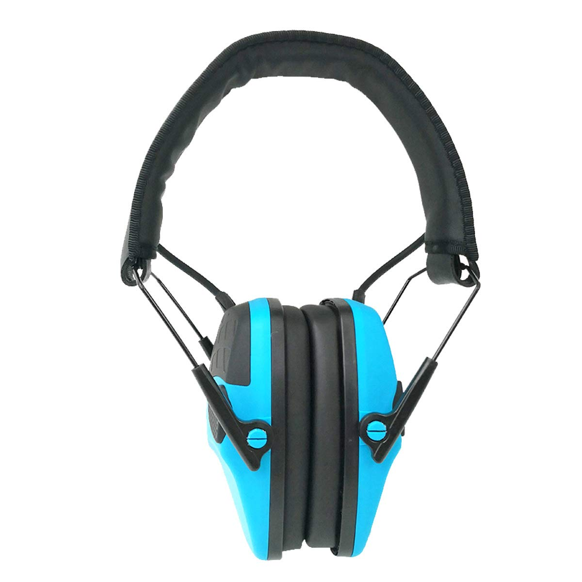 Soundproof earmuffs electronic pickup sound insulation noise reduction shooting tactical headphones