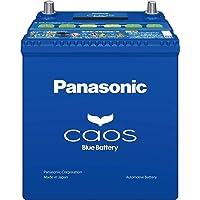 Panasonic (パナソニック) 国産車バッテリー Blue Battery カオス 標準車(充電制御車)用 N-60B19L/C7