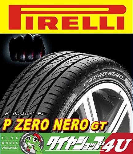 PIRELLI ラジアルタイヤ P-ZERO NERO GT 235/40R19インチ サマータイヤ 単品 ピーゼロネロジーティー B01EMY59XW