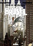 Front cover for the book Brusel (Cities of the Fantastic) by Francois Schuiten