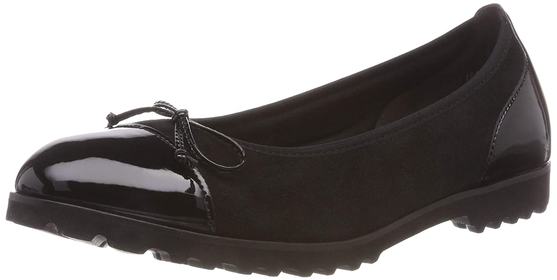 Gabor Gabor Shoes Noir Gabor Jollys, Ballerines Femme 17) Noir (Schwarz 17) 8c4ca1d - reprogrammed.space