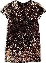 Junior Women's Faith Sequin Dress