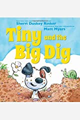 Tiny and the Big Day (Scholastic Press Picture Books) Hardcover