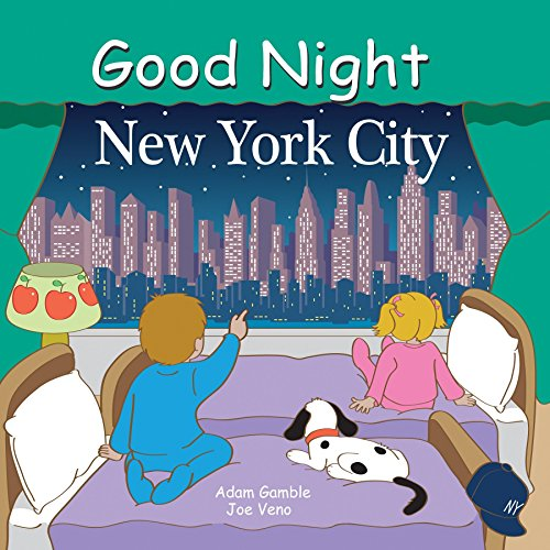 Good Night New York City (Good Night Our World)]()