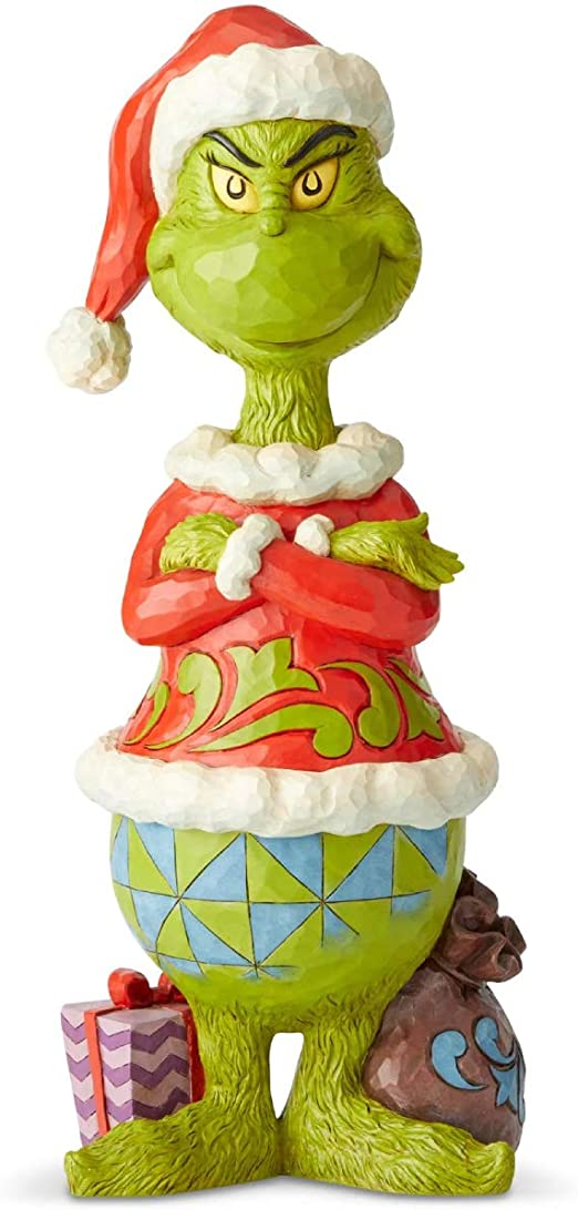 The Best Jim Shore Grinch Collection Images