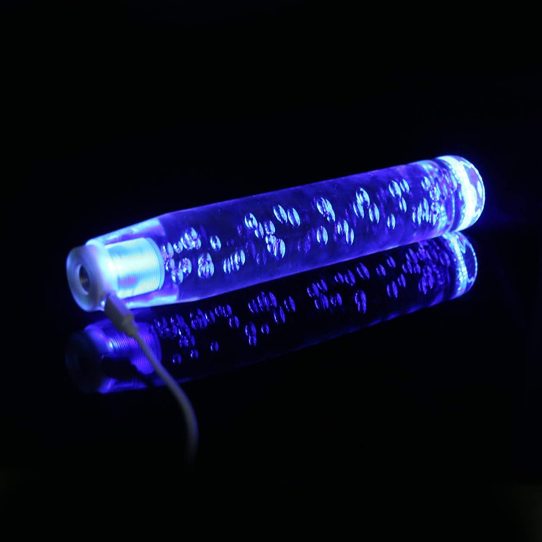 KKmoon 15CM Palanca de Cambio de Marchas del Coche,LED Palanca de Cambio