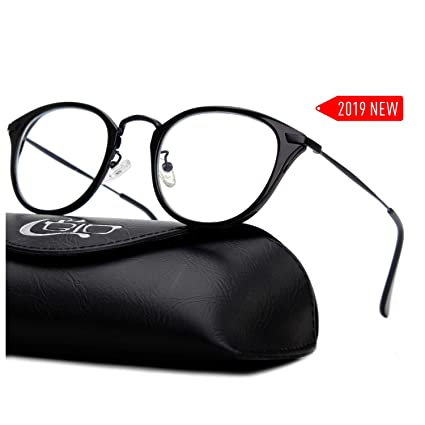 50c7a10b96 CGID 2019 New Style Fashion Blue Light Blocking Glasses Anti Glare Fatigue  Safety Computer Glasses with