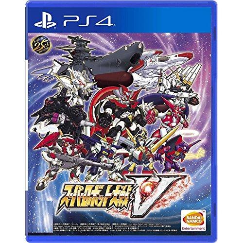 Super Robot Wars V (Chinese Subs) for PlayStation 4 [PS4] by Namco Bandai Games