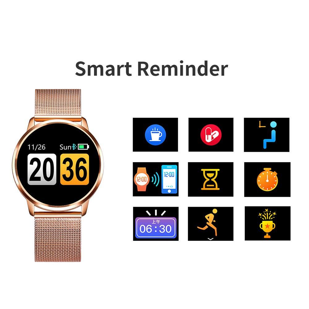 Fitness Tracker, Activity Tracker Fitness Smartwatch Pulsera ...