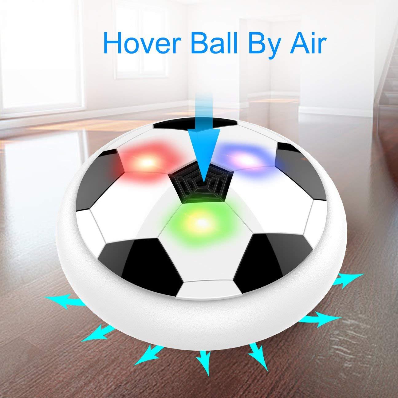 MachinYeser Hover Ball Luz LED Intermitente Air Power Balón de ...