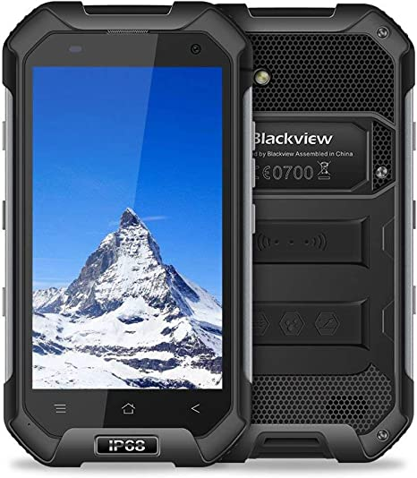 Blackview BV9600 4G Móvil Libre Resistente, IP68, 6,2 Pulgadas AMOLED Display Smartphone Movil Antigolpes, Batería 5580mAh, Helio P70 Android 9.0 Telefono Resistentes,16/8 MP, 4/64 GB Moviles Robusto: Amazon.es: Electrónica