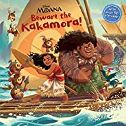 Beware the Kakamora! (Disney Moana) (Pictureback(R))