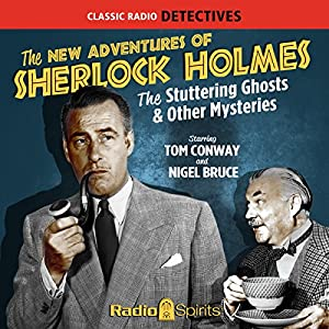 The New Adventures of Sherlock Holmes Radio/TV Program