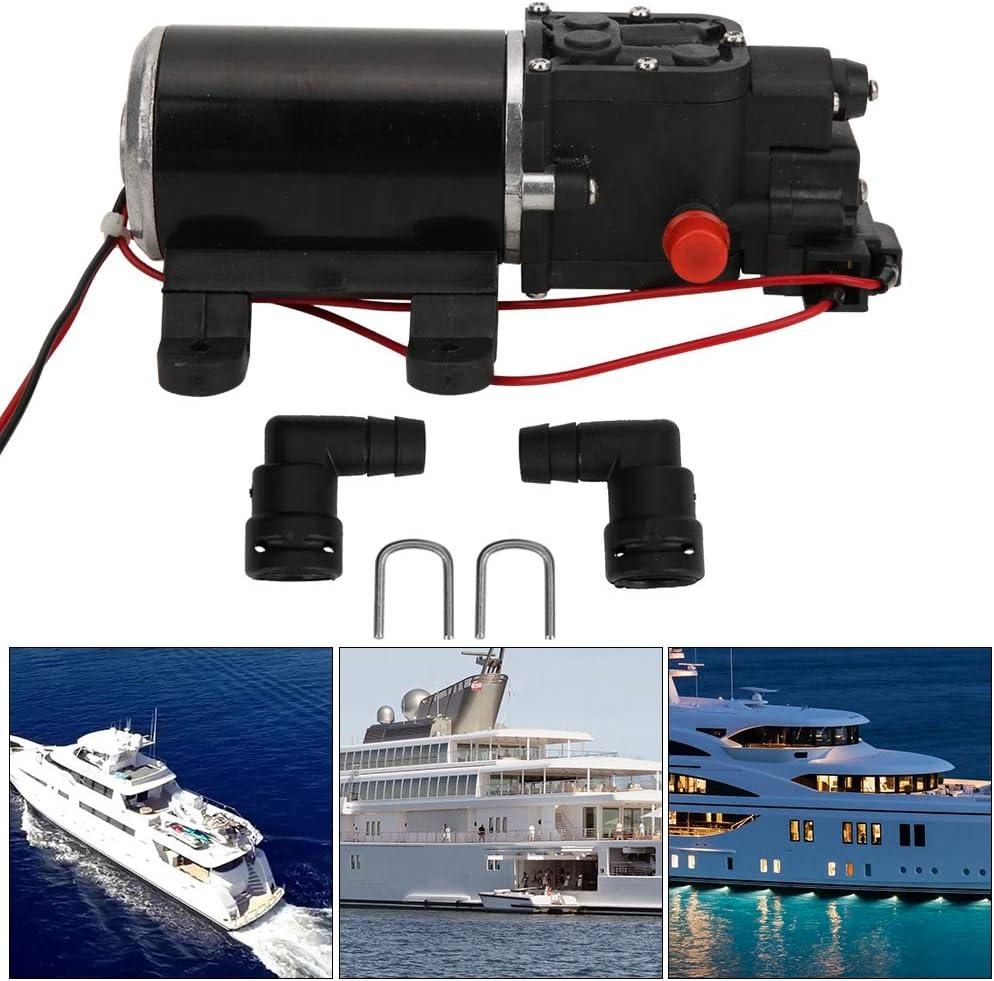 Pompa a Membrana per Pulizia Acqua Ingegneria Nautica Driver Elettrico Motore Micro Alta Pressione 12V T best Pompa a Membrana
