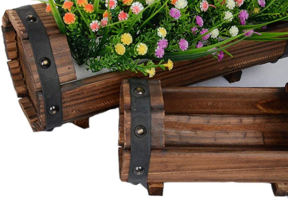Vasi tradizionali planuuik Vaso da Fiori in Legno ...