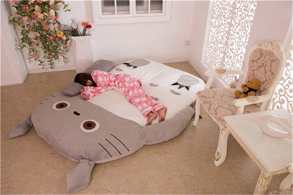 KMFEEL Mi Vecino Totoro Saco de Dormir sofá Cama Doble Cama Cama Doble colchón 120 * 70 cm: Amazon.es: Hogar