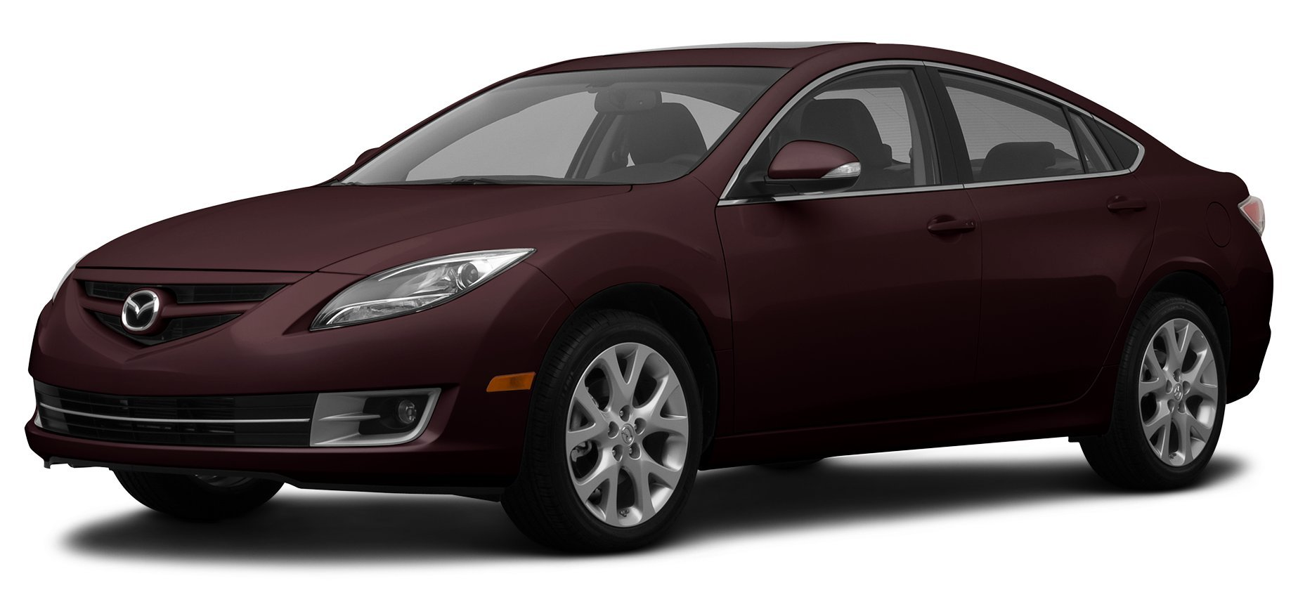 2012 Mazda 6 I Grand Touring, 4 Door Sedan Automatic Transmission ...
