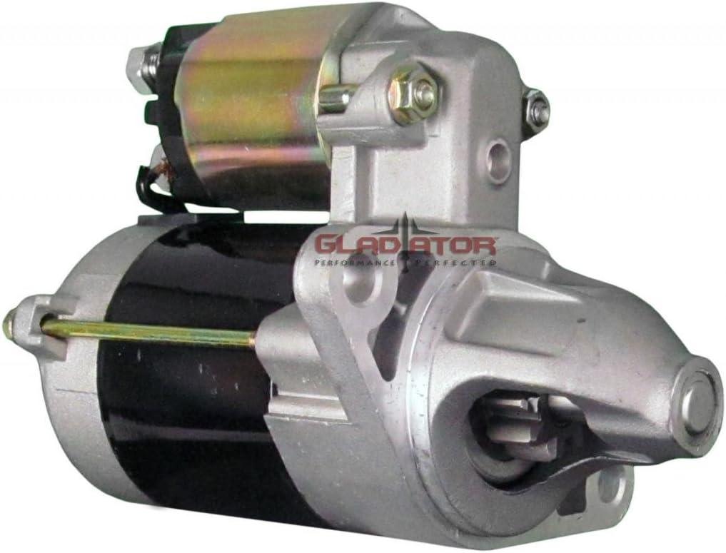 New Starter For John Deere Gator Kawasaki FE250D FE290D FE350D FE400D GE 10HP