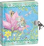 Peaceable Kingdom Fairy World Lock & Key Diary