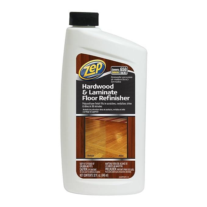 Zep 32 Oz Hardwood And Laminate Floor Refinisher Carpet Cleaning