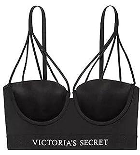 daae163c Victoria's Secret VS X Balmain New! Strappy Long Line Bra 36B NWT Black