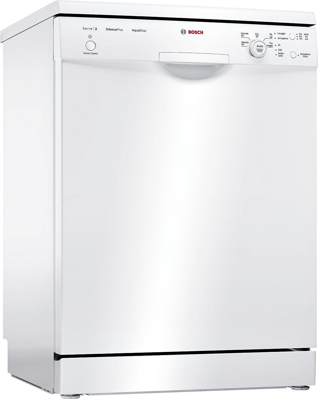 Bosch Serie 2 SMS25AW01J lavavajilla Independiente 12 cubiertos A ...